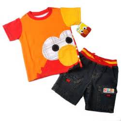 Sesame street toddler clothing 2015