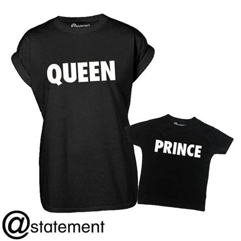 T Shirt Kaos Im Back Baby matching t shirt set prince