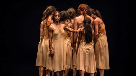 The Of pina bausch s the rite of