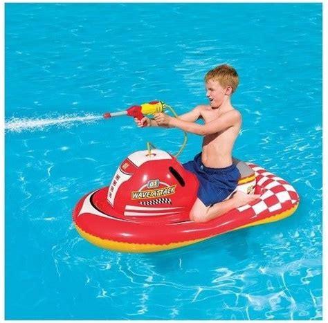 Intex Wave Rider Ride On Jetski Pelung Renang Anak Opsional water guns blasters soakers ride on pool