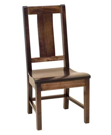Amish Dining Chair Benson Dining Chair Amish Direct Furniture