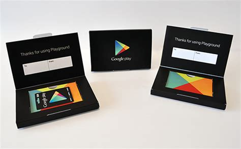 Gift Card Packaging - stylish custom gift card packaging from thepaperworker thepaperworker blog