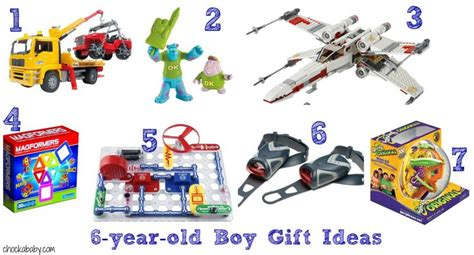 gift ideas for 6 year old boys gift ideas for boys