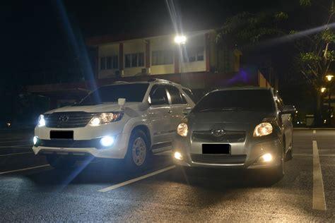 Lu Hid Warna Kuning kisah sebuah mobil fortuner vnt trd 2013 putih