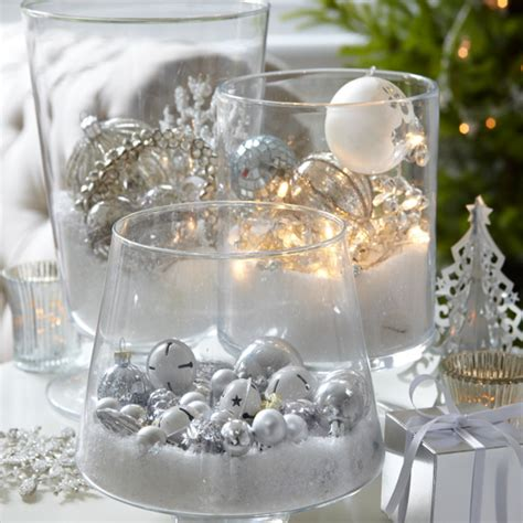 bauble table decoration alternative displays for your baubles this