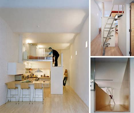 Micro apartments 15 inspirational tiny spaces webecoist