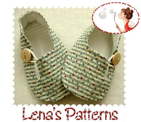 pattern sewing baby tulip baby loafers sewing pattern on luulla