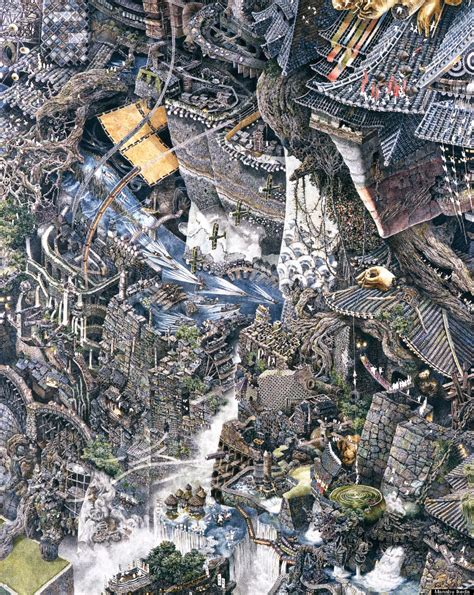 best japanese artist manabu ikeda empty kingdom