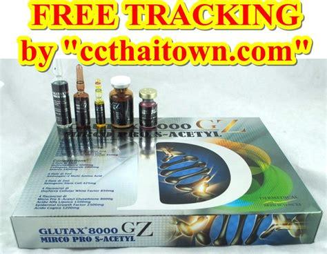 Glutax 8000gz 8000gz micro pro s acetyl glutathione skin whitening