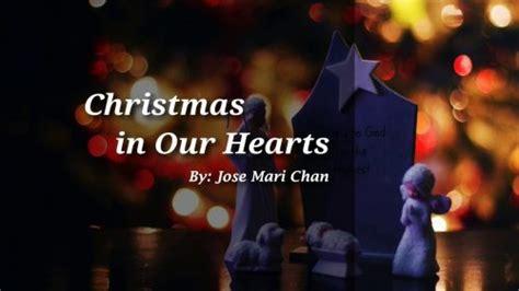 jose mari chans christmas album  anniversary edition startattle