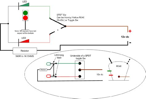 single pole throw toggle switch diagram wiring