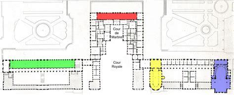 floor plan versailles palace of versailles floor plan palace of versailles