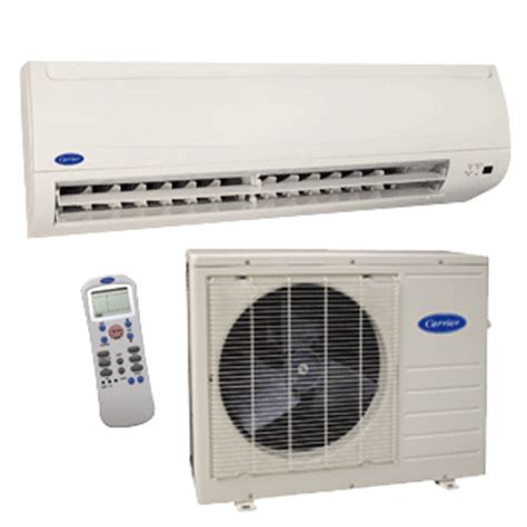 home comfort heating and cooling comfort residential ductless air conditioner 38 40mvc