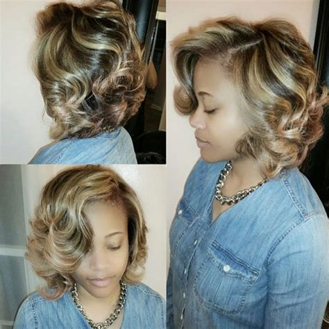 Hairstyle For Black With Relaxed Hair by 262 Best Hair Styles Images On