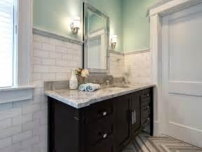 Eclectic single vanity bathroom photos hgtv