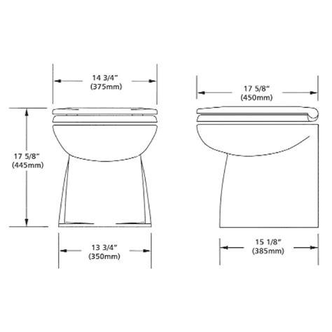 jabsco deluxe toilet jabsco 58040 3012 marine deluxe toilet regular size 12v dc