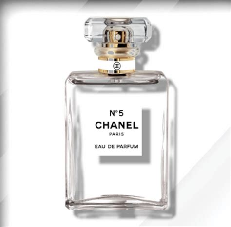 Parfum Channel Number 5 chanel no 5 clear by ultravelvet collection hepner