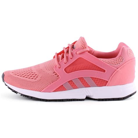 adidas racer lite adidas racer lite womens trainers in pink