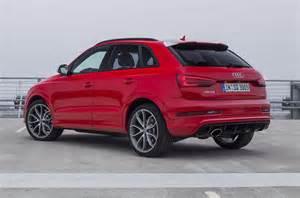 Audi Q3 Used Cars Uk 2015 Audi Rs Q3 Review Autocar