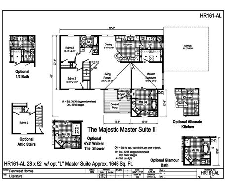 commodore homes floor plans pennwest ranch modular the majestic master suit