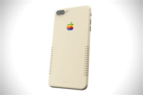 Colorware Spruces Up The Iphone by Iphone 7 Plus Retro By Colorware Hiconsumption