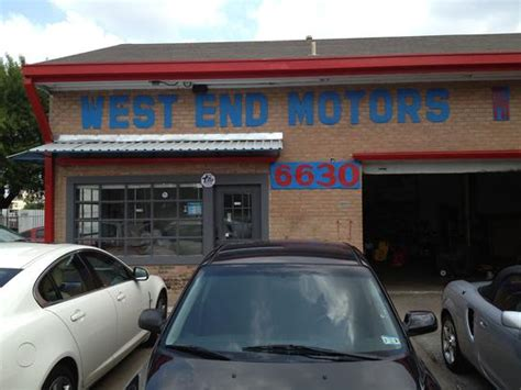 west end motors west end motors houston tx 77074 car dealership and