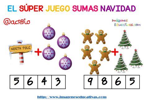imagenes educativas navidad sumas iconos navidad 3 imagenes educativas