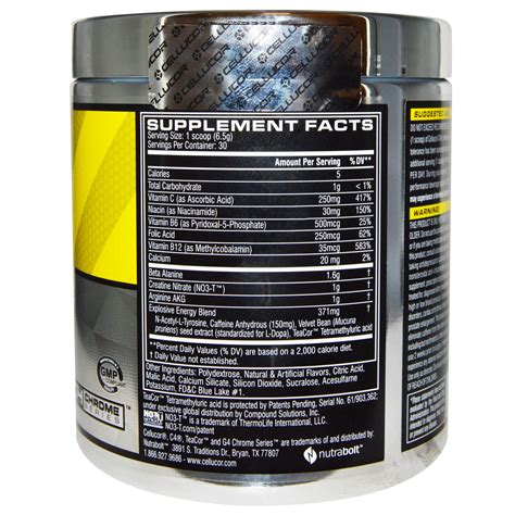 Suplemen C4 cellucor c4 pre workout supplement icy blue razz 2 serving eoua