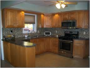 Colors For Kitchens With Maple Cabinets Kitchen Color Ideas With Maple Cabinets Gen4congress