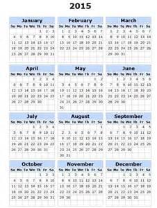 printable 2015 calendar calendars pinterest 2015