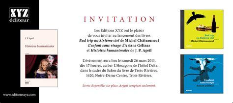Exemple De Lettre D Invitation A Un Seminaire Modele De Carte Invitation A Un Seminaire