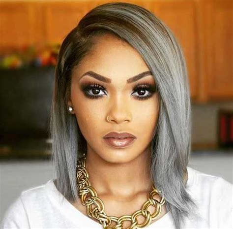 even more hair color combinations on black women that will 25 new grey hair color combinations for black women