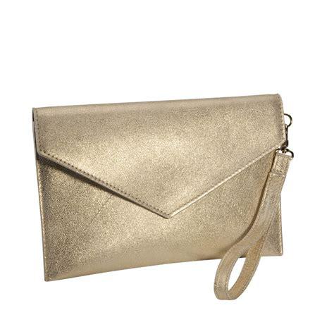 envelope clutch sparkle white gold gigi new york