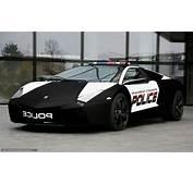 Lamborghini Reventon Police Car Wallpaper  762664
