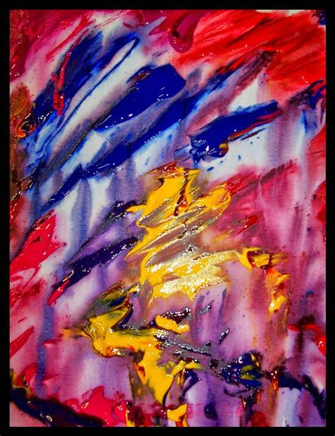 biography abstract exle 31 best images about abstract art work chaos by trey