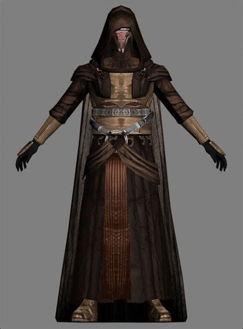 swtor jedi robes revan s jedi robes 1 0 at knights of the republic