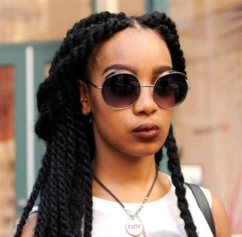 senegalese twists with marley hair the lazy girl s guide to styling natural hair for the