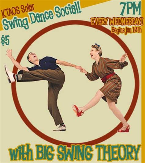 swing dance calendar swing dance night with free dance lessons the big swing