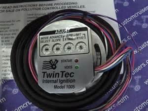 harley davidson big xl billet ignition unit upgrade daytona twintec 1005