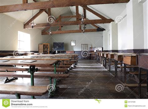 layout of a victorian classroom victorian school classroom royalty free stock images