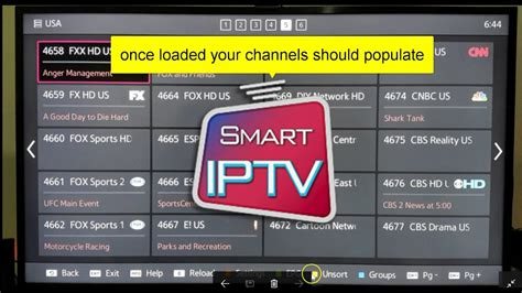 ip with app smart iptv app payment and adding m3u demo lg and