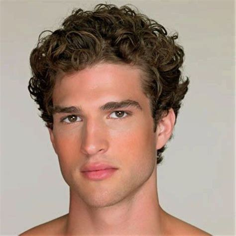 haircuts boy actor curly mens thick and curly hairstyles jack s hair pinterest