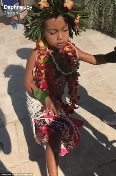 kim kardashian north west birthday party north west and penelope disick have moana themed party
