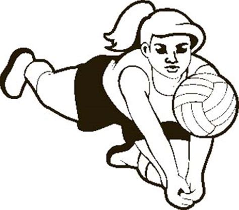 printable volleyball clipart volleyball clipart clipart panda free clipart images
