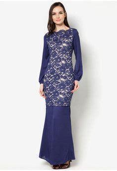 fesyen baju lace chiffon celebrity 17 best images about baju kurung on pinterest