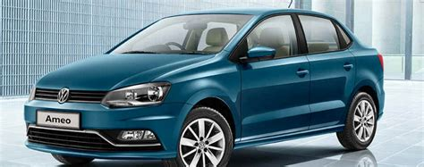 volkswagen starting price volkswagen india introduces ameo at a starting price of rs