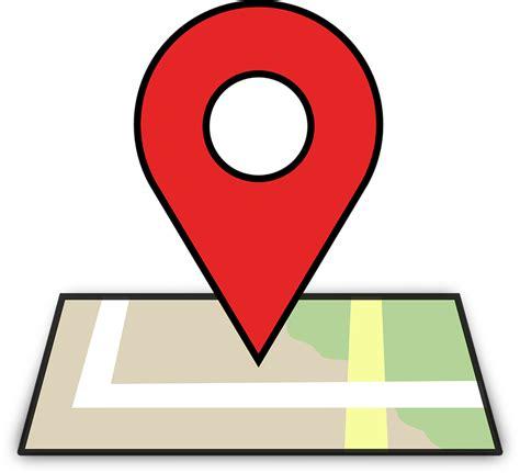 lokasi peta pin gambar vektor gratis  pixabay