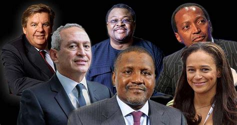 top 10 richest black in south africa ranking interesting facts about africa top 50 richest in africa 2017 forbes list