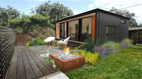 Small Homes Made From Shipping Containers Tiny House Made From Shipping Container