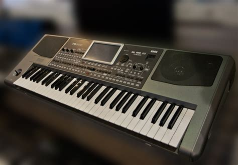 Keyboard Korg Pa900 korg pa900 arranger keyboard with 61 note semi weighted ebay